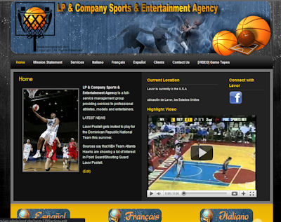 LP & Company Sports & Entertainment Agency