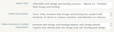 All in One SEO homepage