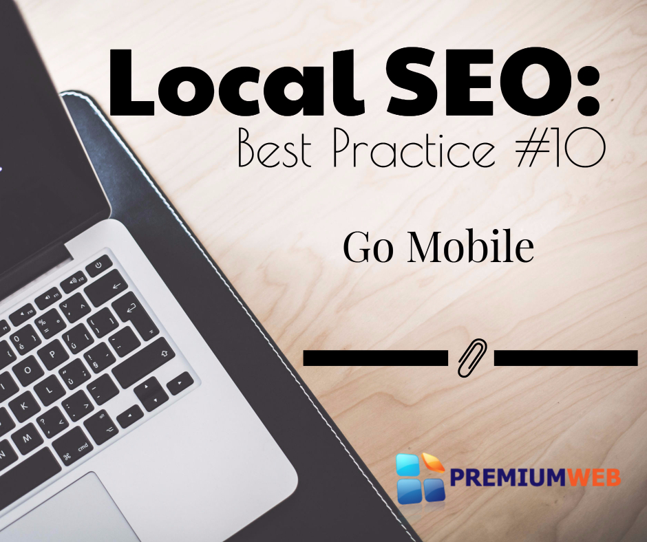 Local SEO: Go Mobile