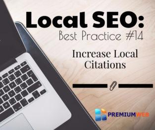 Local SEO: Increase Local Citations