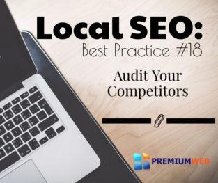 Local SEO: Audit Competitors