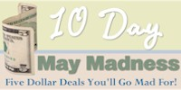 Mom Masterminds 10 Day May Madness sale